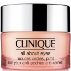 "<strong class=""text-uppercase"">Clinique<br>Augen- und Lippenpflege</strong><br>All About Eyes"