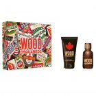 "<strong class=""text-uppercase"">Dsquared²<br>Wood Pour Homme</strong><br>Edt/showergel"