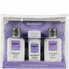 "<strong class=""text-uppercase"">Marbert<br>Bath & Body Classic</strong><br>Bath & Shower Gel & Body Lotion & Cream Deodorant"