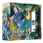 "<strong class=""text-uppercase"">Diesel<br>Only the Brave</strong><br>Edt/shower Gel"