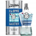 "<strong class=""text-uppercase"">Jean Paul Gaultier<br>Le Male Eau Fraiche I Love</strong><br>Eau Fraiche Spray"