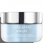 """<strong class=""""text-uppercase"""">Lancaster<br>Skin Life</strong><br>Gel-Creme"""