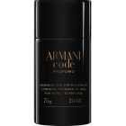 "<strong class=""text-uppercase"">Giorgio Armani<br>Code Homme Profumo</strong><br>Antipersperant Deo Stcik"