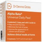 "<strong class=""text-uppercase"">Dr. Dennis Gross SKINCARE<br>Gesicht</strong><br>Alpha Beta Universal Daily Peel"