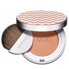 "<strong class=""text-uppercase"">Clarins<br>Teint</strong><br>Joli Blush Cheeky Peachy"