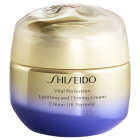 "<strong class=""text-uppercase"">Shiseido<br>Vital Perfection</strong><br>Uplifting & Firming Cream"