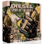 "<strong class=""text-uppercase"">Diesel<br>Spirit of the Brave</strong><br>Edt/shower Gel"
