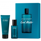 "<strong class=""text-uppercase"">Davidoff<br>Cool Water Man</strong><br>Edt/shower Gel"