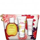 "<strong class=""text-uppercase"">Clarins<br>Aromapflege</strong><br>Eau Jardins Set"