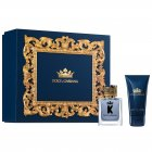"""<strong class=""""text-uppercase"""">Dolce&Gabbana<br>K by Dolce&Gabbana</strong><br>Edt/After Shave Balm"""