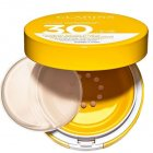 "<strong class=""text-uppercase"">Clarins<br>Sonnenschutz</strong><br>Compact Solaire Minéral Visage LSF 30 Sonnenfluid"