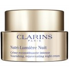"<strong class=""text-uppercase"">Clarins<br>Nutri-Lumière 60+</strong><br>Nuit"