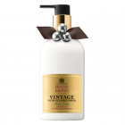 """<strong class=""""text-uppercase"""">Molton Brown<br>Vintage With Elderflower</strong><br>Vintage Body Lotion"""