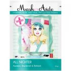 "<strong class=""text-uppercase"">MaskerAide<br>MaskerAide</strong><br>All Nighter"