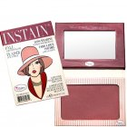 "<strong class=""text-uppercase"">the Balm<br>Teint</strong><br>Instain Rouge"