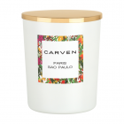 """<strong class=""""text-uppercase"""">Carven<br>Collection Carven</strong><br>Bougie Sao Paulo"""