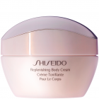 "<strong class=""text-uppercase"">Shiseido<br>Global Body Care</strong><br>Replenishing Body Cream"