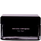 """<strong class=""""text-uppercase"""">Narciso Rodriguez<br>for her</strong><br>Body Cream"""