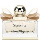 """<strong class=""""text-uppercase"""">Salvatore Ferragamo<br>Signorina Eleganza</strong><br>Eau de Parfum"""