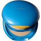 "<strong class=""text-uppercase"">Shiseido<br>Sonnen Make Up</strong><br>UV Protective Compact Foundation SPF30"