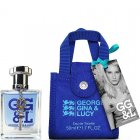 """<strong class=""""text-uppercase"""">George Gina & Lucy<br>Blue Cosmo</strong><br>Eau de Toilette"""