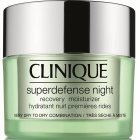 "<strong class=""text-uppercase"">Clinique<br>Anti-Aging Pflege</strong><br>Superdefense Night Recovery Moisturizer 