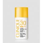 "<strong class=""text-uppercase"">Clinique<br>Sonnenpflege</strong><br>Mineral Sunscreen Fluid  Face SPF 30"