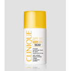 "<strong class=""text-uppercase"">Clinique<br>Sonnen- und Körperpflege</strong><br>Mineral Fluid For Face SPF 50"