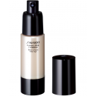 """<strong class=""""text-uppercase"""">Shiseido<br>Foundation</strong><br>Radiant Lifting Foundation SPF 15"""