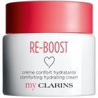 "<strong class=""text-uppercase"">Clarins<br>My Clarins</strong><br>Re-Boost Comforting Hydrating Cream Dry/Sensitive Skin"