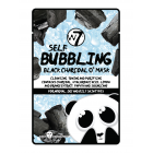 """<strong class=""""text-uppercase"""">W7<br>W7</strong><br>Bubbling Black  Charchoal O2 Mask"""