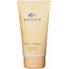 "<strong class=""text-uppercase"">Lacoste<br>Pour Femme</strong><br>Shower Gel"