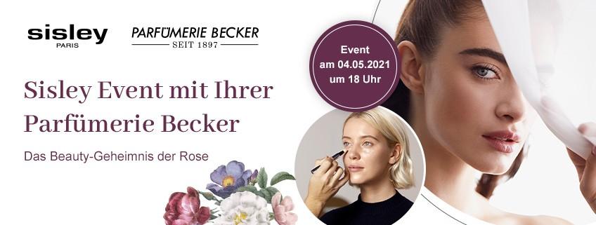 Make-up und Düfte im Fokus der Rose