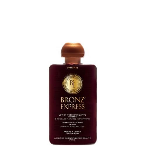 Produktbild Bronz'express Lotion Auto-bronzante Teintée